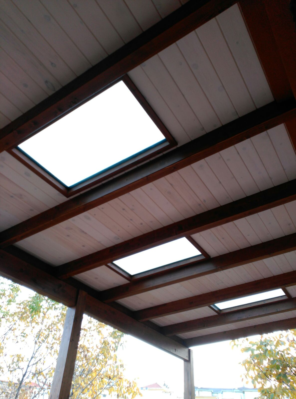 Marquesinas – Proyectos de estructuras varias